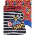 Feuerwehrmann Sam Kinder Boxershorts 2er Pack