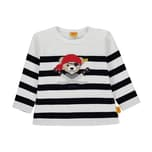 Steiff Baby Langarmshirt mit Pirat für Jungen