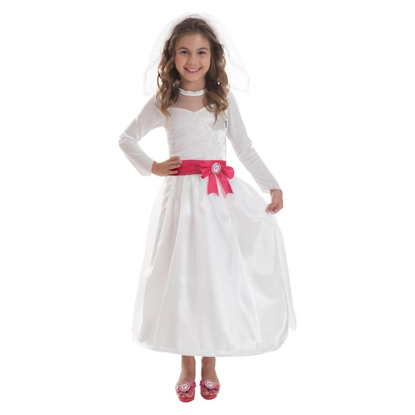 Amscan Kostüm Barbie weiß