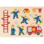 goki Aufstellpuzzle Feuerwehr