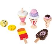 myToys myToys Kaufladen Eiscremeset, 12tlg. Spiellebensmittel