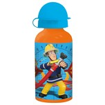 P:OS Alu-Trinkflasche Feuerwehrmann Sam 400 ml