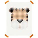 Dot On Art Cute Tigger 30 X 40 cm