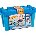 Mattel Hot Wheels Track Builder Multi-Looping Box
