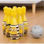 Sambro Minion Despicable Me 3 Bowling Set 7-tlg.