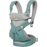 ERGObaby Babytrage 360° Cool Air Icy Mint