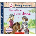 Coppenrath CD Ponyhof Mühlental 2 Fass dir ein Herz Anna