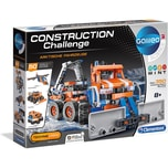 Clementoni Construction Challenge - Arktische Fahrzeuge