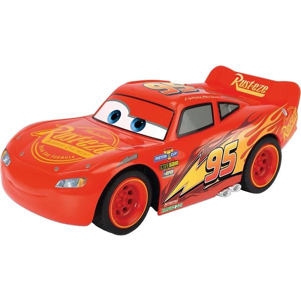Dickie Toys Disney Cars 3 RC Fahrzeug Lightning McQueen Single Drive