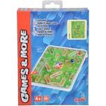 Simba Games More Reisespiel Leiterspiel