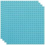 Basisplatte 20x20 Himmel Blau Viererpack