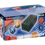 Fischertechnik Plus Sound + Lights Ergänzungset