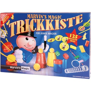 Marvins Magic Marvin`s Zauber-Set mit 125 Tricks
