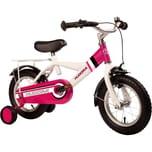 Hudora Kinderfahrrad RS-4 2.0 12 Zoll pink