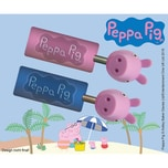 Happy People Peppa Pig Foam Shooter Wasserspritzen 4er Set