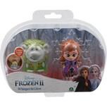 Giochi Preziosi Disney Die Eiskönigin 2 mit zwei Leuchtfiguren Pabbie Anna braun 7cm