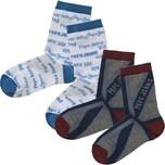 Pepe Jeans Socken Logo Doppelpack für Jungen