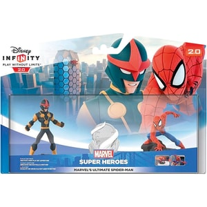ak tronic Disney Infinity 2.0 Playset Spiderman
