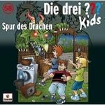 CD Die drei ??? Kids 58 Spur des Drachen