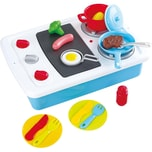 Playgo 2 in 1 Cooking Sove Set - 21 tlg.