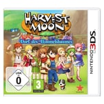 Ak Tronic 3Ds Harvest Moon: Dorf Des Himmelsbaumes