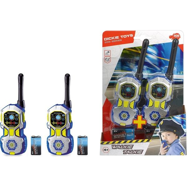 Dickie Toys Walkie Talkie Police