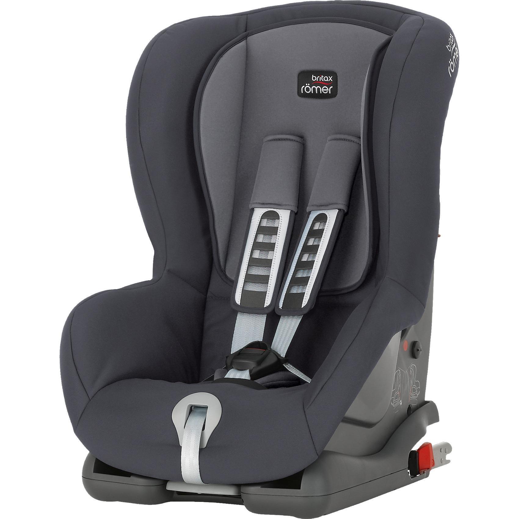 Britax Römer Auto-Kindersitz Duo Plus Storm Grey 2018