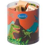 Aladine STAMPO'KIDS Mini-Stempelset Dinosaurier 16-tlg.