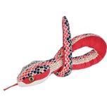 Wild Republic Snakesss Schlange rot 54 cm