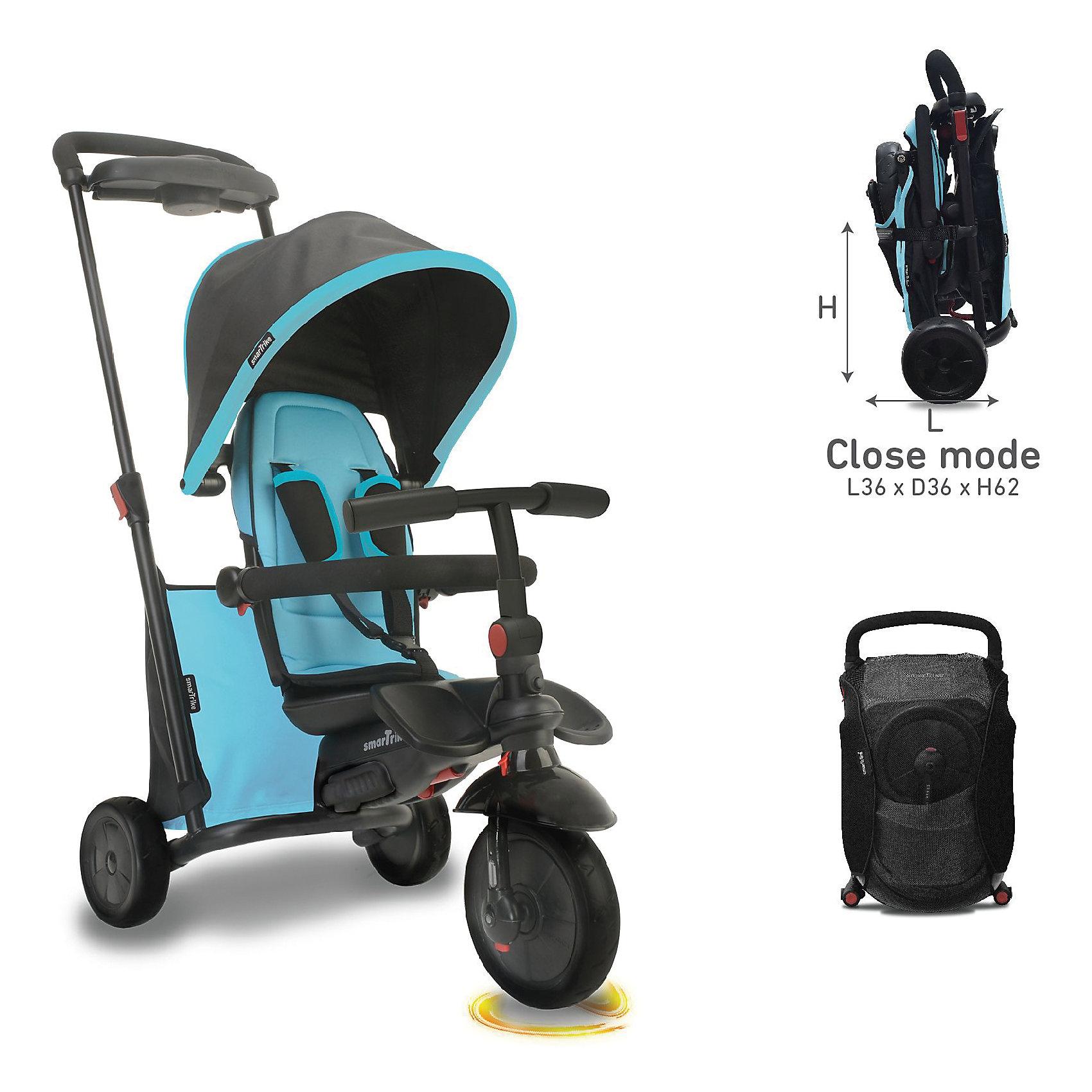 Smartrike Dreirad Smartfold 500 blau