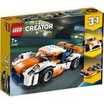 LEGO 31089 Creator: Rennwagen