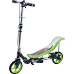 Space Scooter X 590 Deluxe grün
