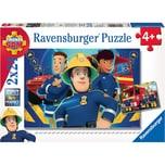 Ravensburger 2er Set Puzzle je 24 Teile 26x18 cm Sam hilft dir in der Not