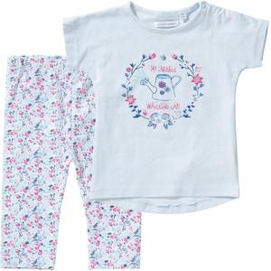Lemon Beret Baby Set T-Shirt Leggings für Mädchen