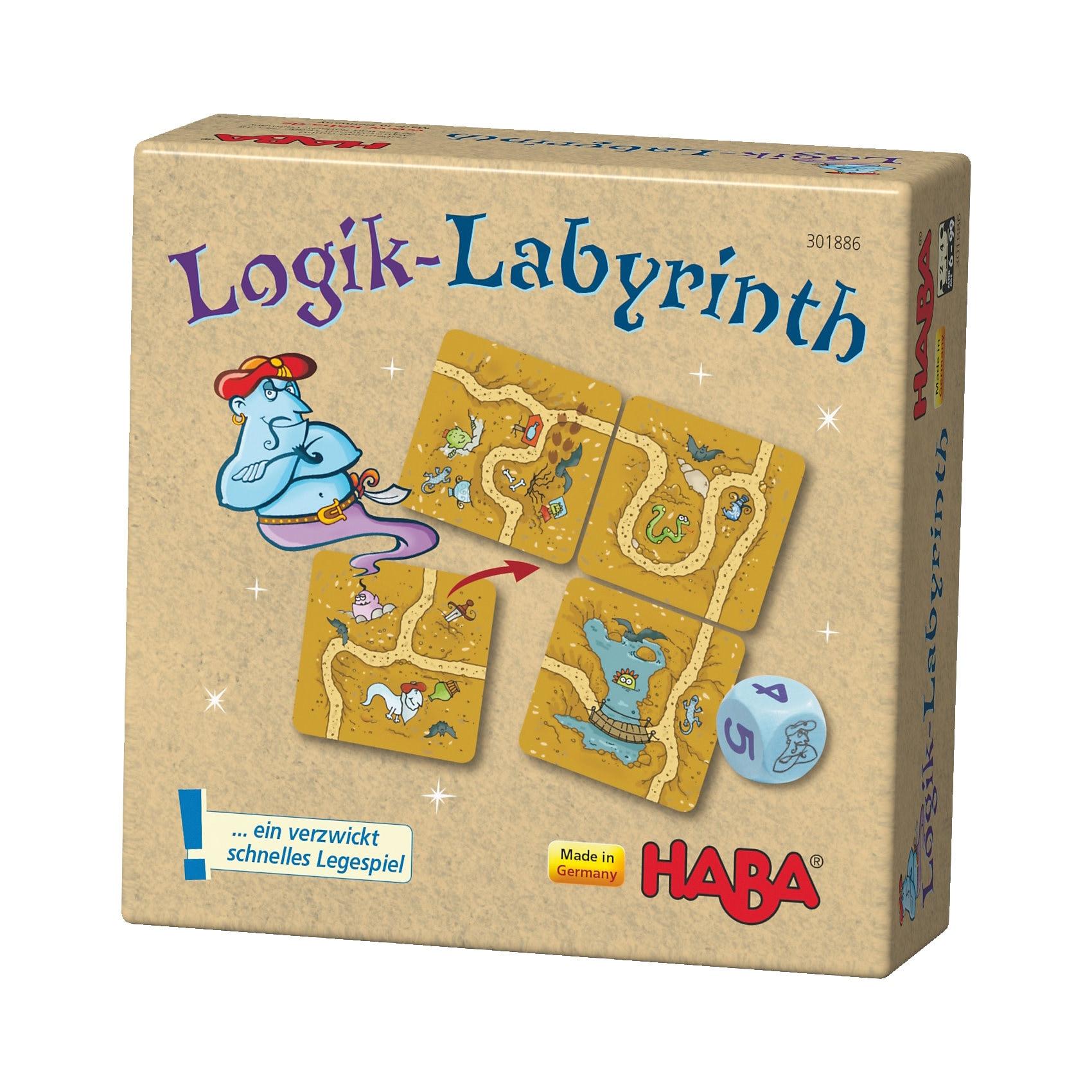Haba Logik-Labyrinth