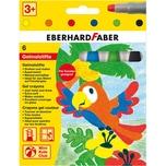 Eberhard Faber Mini Kids GelmalstifteFenstermaler 6 Basis-Farben