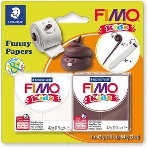 Staedtler Fimo Kids Funny Paper