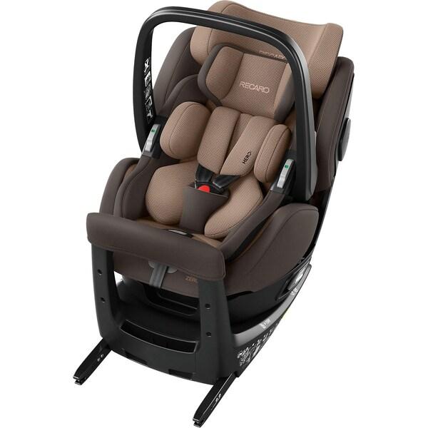 RECARO Auto-Kindersitz Zero 1 EliteDakar Sand