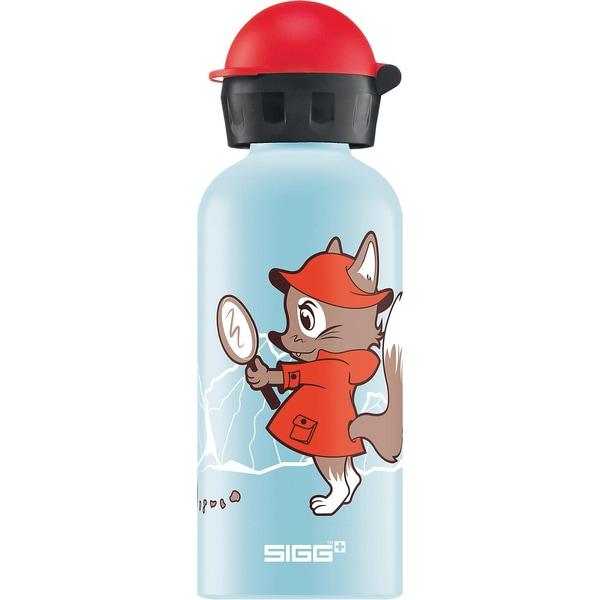 SIGG Alu-Trinkflasche Detective Fox 400 ml