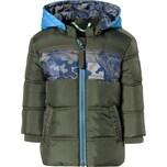 S.Oliver Baby Winterjacke Camouflage mit Abnehmbarer Kapuze für Jungen
