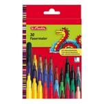Herlitz Filzstifte 30 Farben