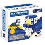 CLICFORMERS Clicformers - Bastel-Set blau - 25 Stück