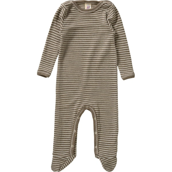 Engel Baby Schlafanzug Wolleseide