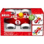 BRIO BRIO Play Learn Rennwagen