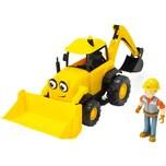 Dickie Toys Bob der Baumeister Action-Team Baggi