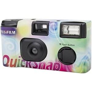 1 Fujifilm Quicksnap Einwegkamera Flash 27