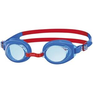 Zoggs Schwimmbrille Ripper Junior blau-rot