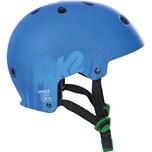 K2 Fahrradhelm Varsity Kid Blue