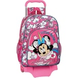 safta Rucksack mit Trolley Minnie Mouse Unicorn Dreams