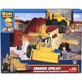Dickie Toys Bob der Baumeister Garagen Spielset mit Scoop Bob